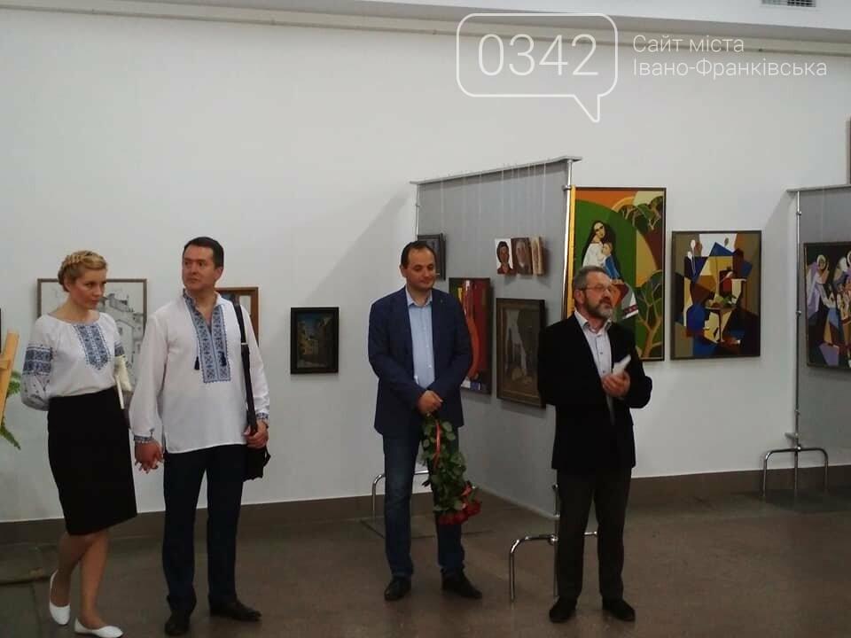 Відбулося урочисте відкриття ювілейної виставки Миколи Якимечка, фото-1