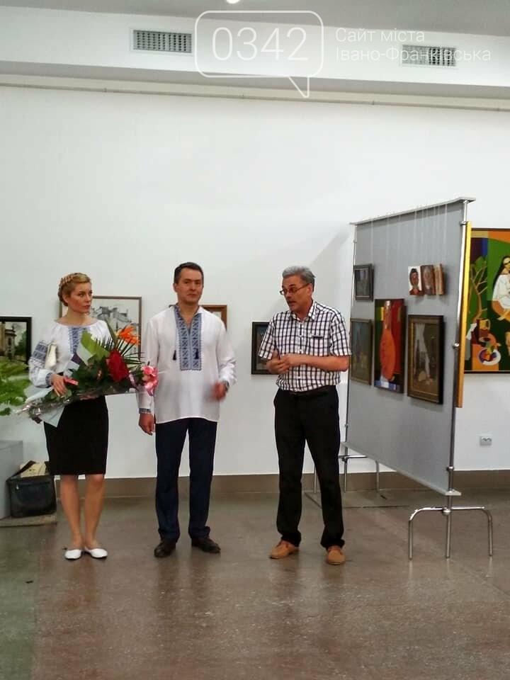 Відбулося урочисте відкриття ювілейної виставки Миколи Якимечка, фото-2
