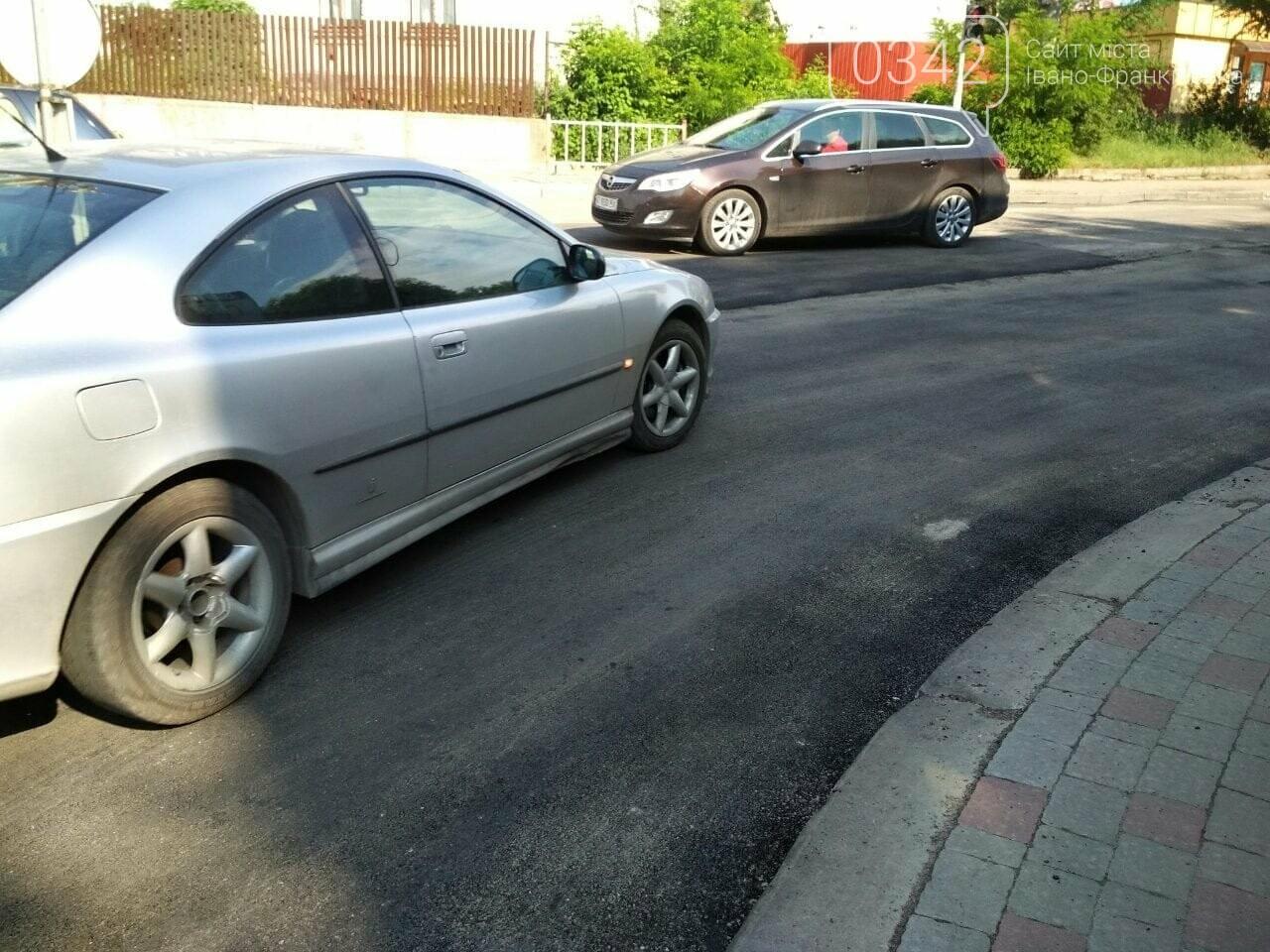 У Франківську залатали проблемне перехрестя. ФОТО, фото-3