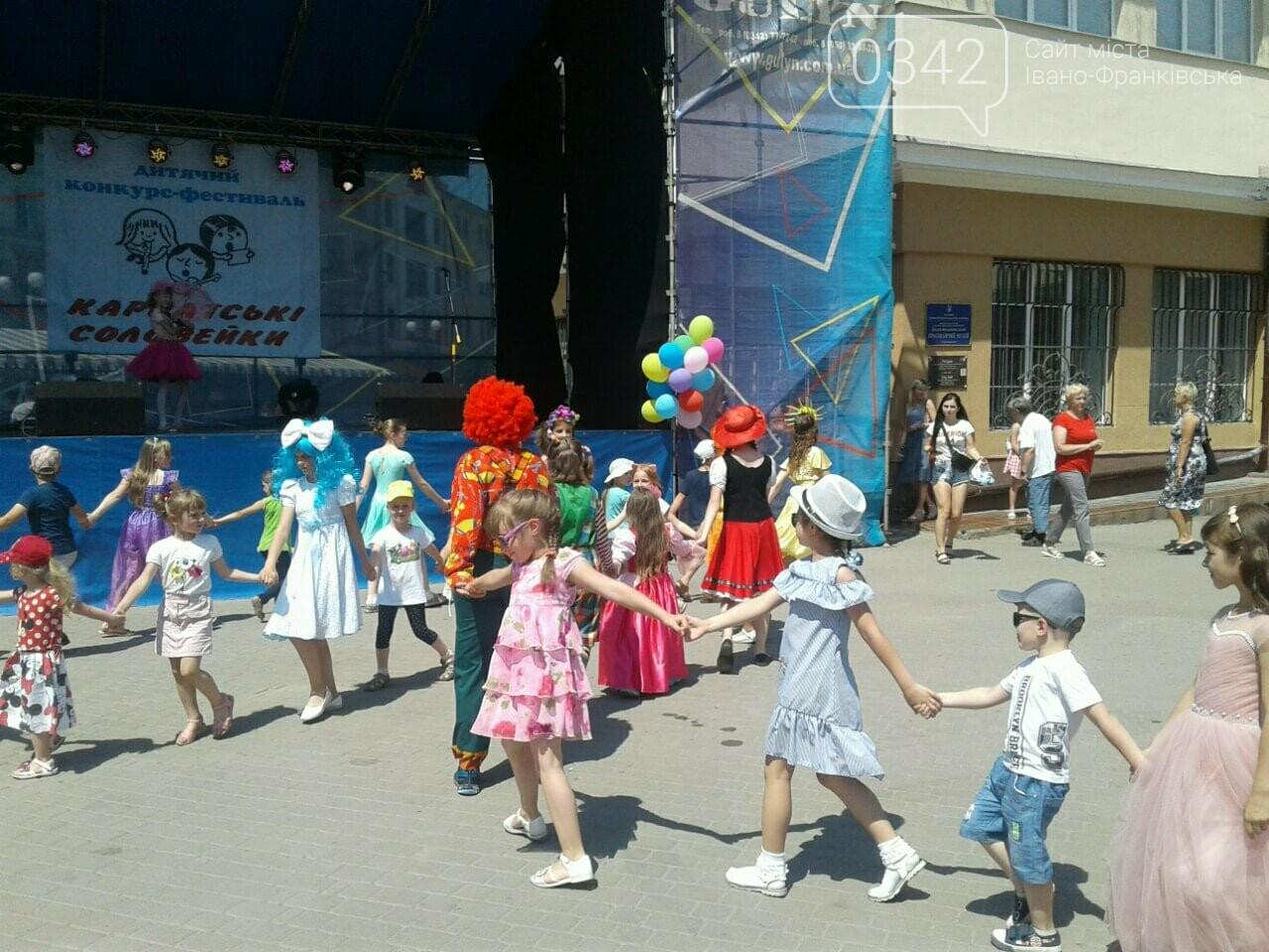 1 червня у Франківську: святкують діти. ФОТО, фото-4