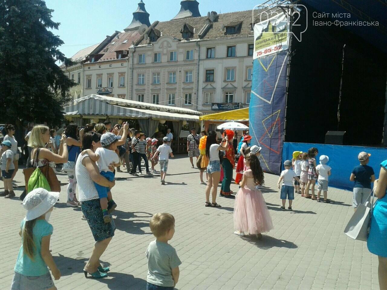 1 червня у Франківську: святкують діти. ФОТО, фото-7