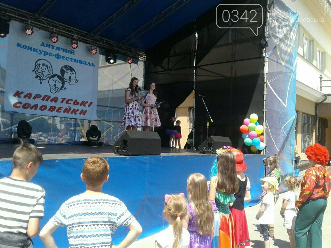 1 червня у Франківську: святкують діти. ФОТО, фото-8