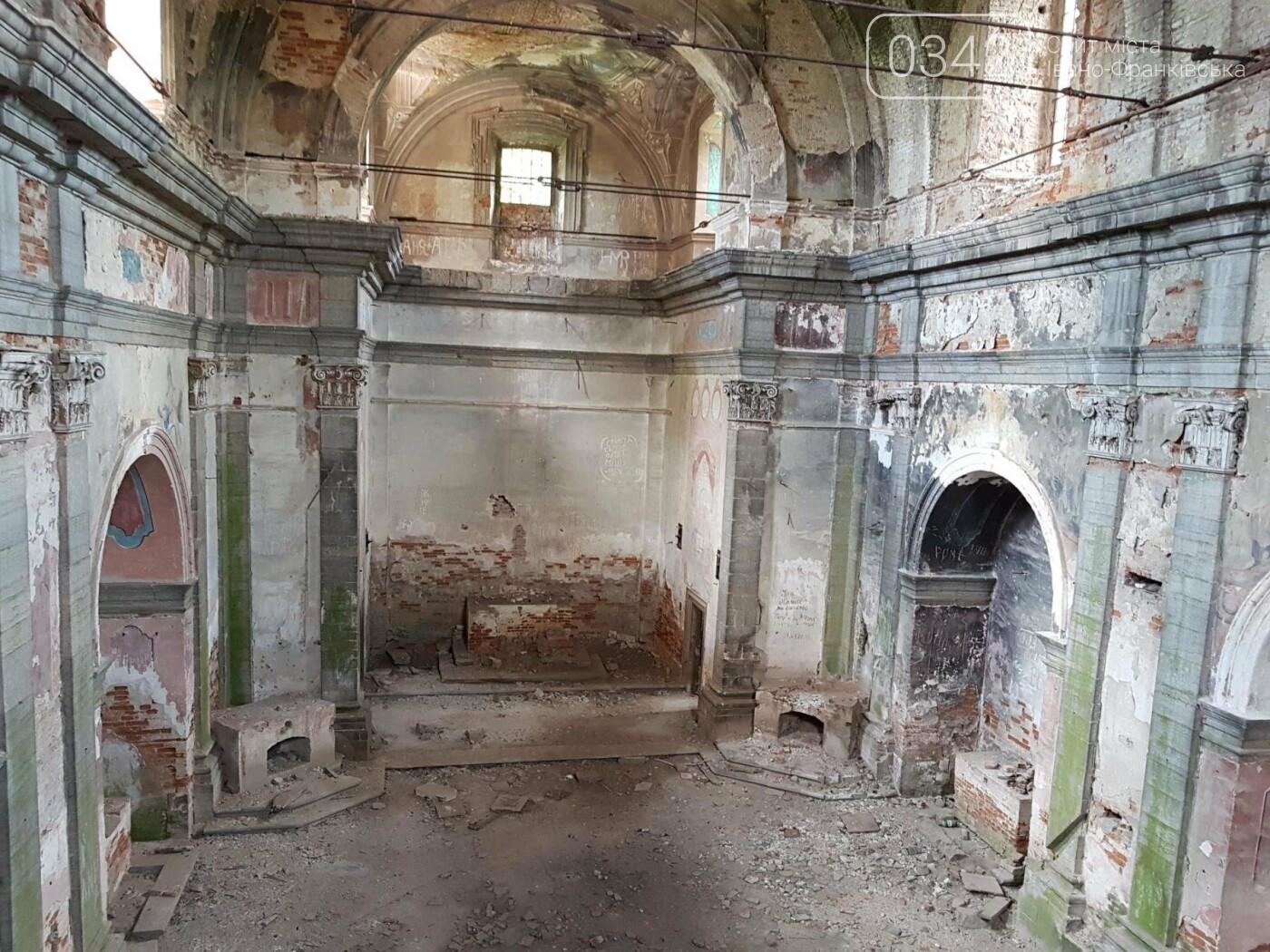 На Івано-Франківщині руйнується майже 100-річний костел. ФОТО, фото-7