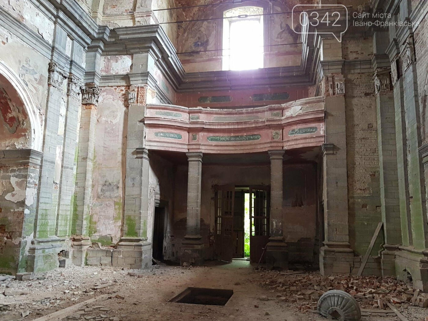 На Івано-Франківщині руйнується майже 100-річний костел. ФОТО, фото-5