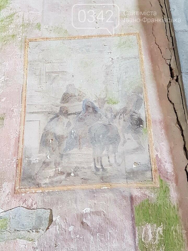 На Івано-Франківщині руйнується майже 100-річний костел. ФОТО, фото-3