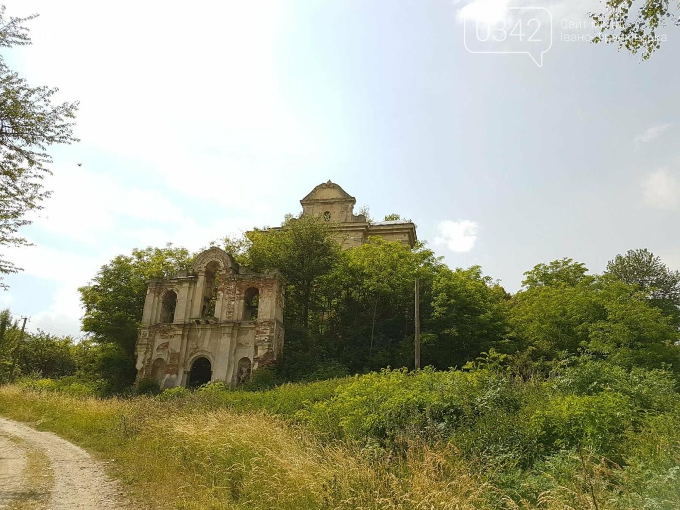 На Івано-Франківщині руйнується майже 100-річний костел. ФОТО, фото-6
