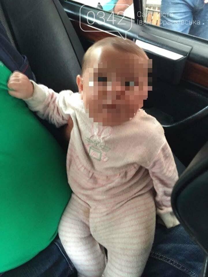 Закарпатець намагався продати 3-місячного сина на франківському вокзалі. ФОТО, фото-1