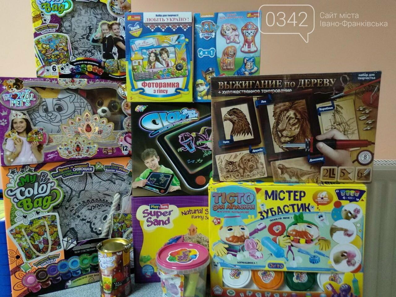 Хто в Івано-Франківську допоможе Святому Миколаю придбати подарунки для дорослих та дітей. ОГЛЯД, фото-2