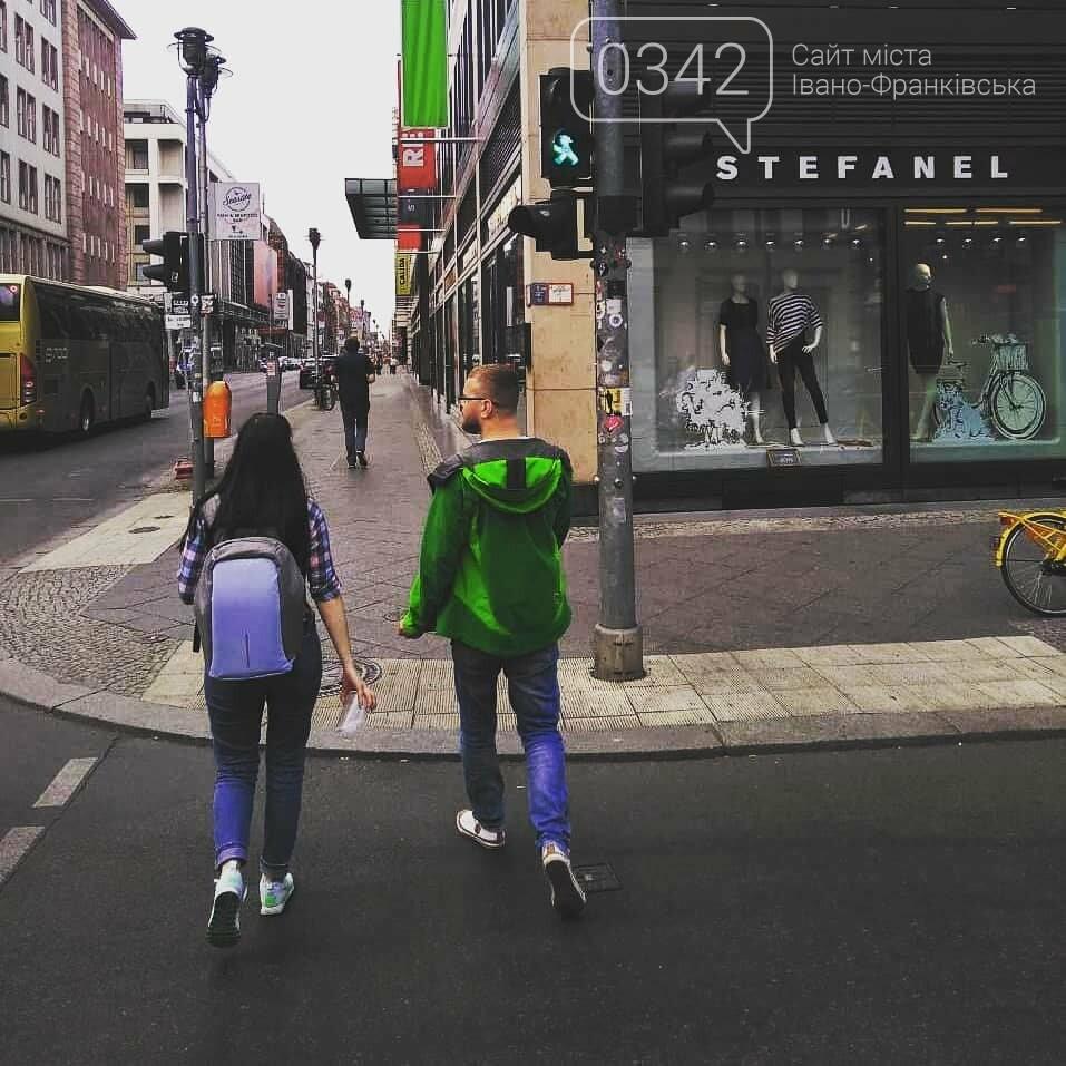 Стовідсотковий спосіб захисту Ваших речей від крадіжки на вулицях міста, фото-1