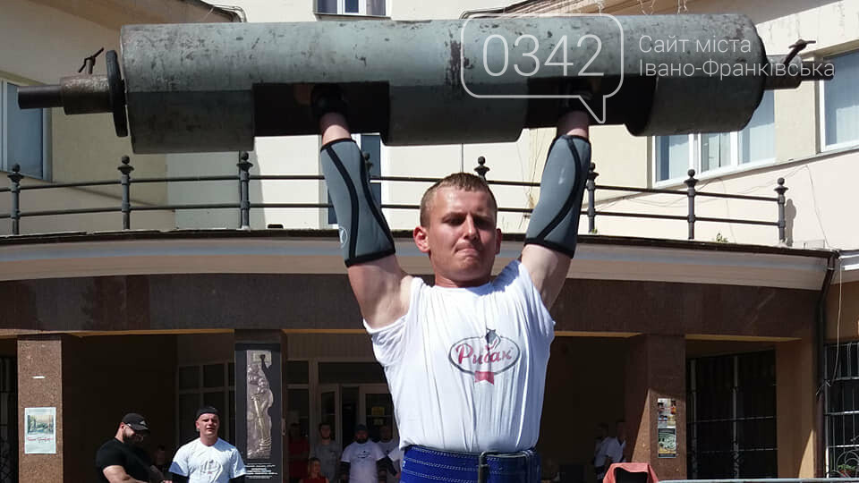 В Івано-Франківську провели богатирський турнір (фото), фото-4