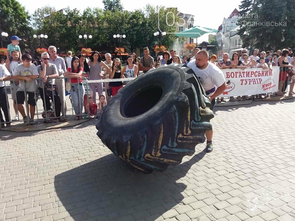 В Івано-Франківську провели богатирський турнір (фото), фото-2