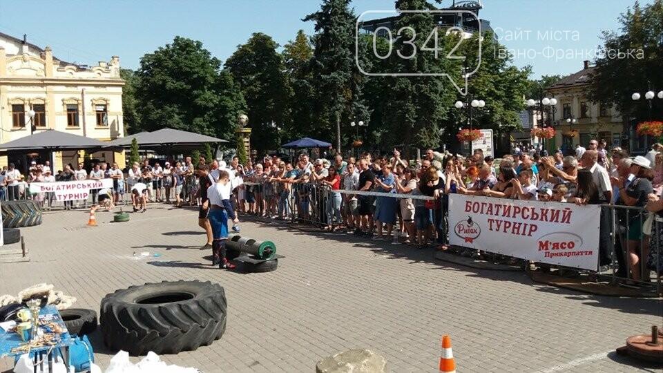 В Івано-Франківську провели богатирський турнір (фото), фото-3