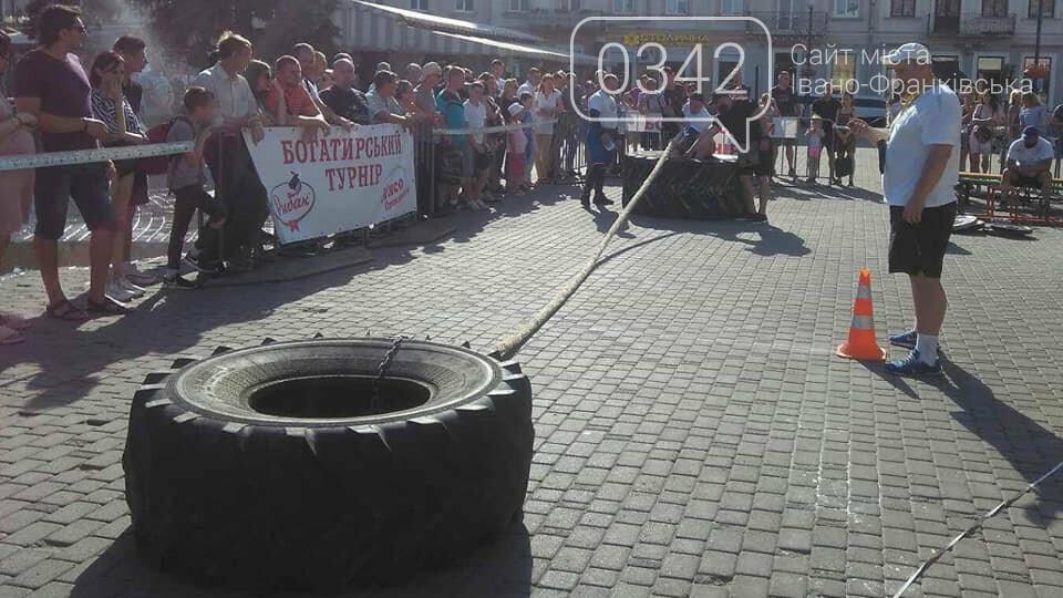 В Івано-Франківську провели богатирський турнір (фото), фото-5
