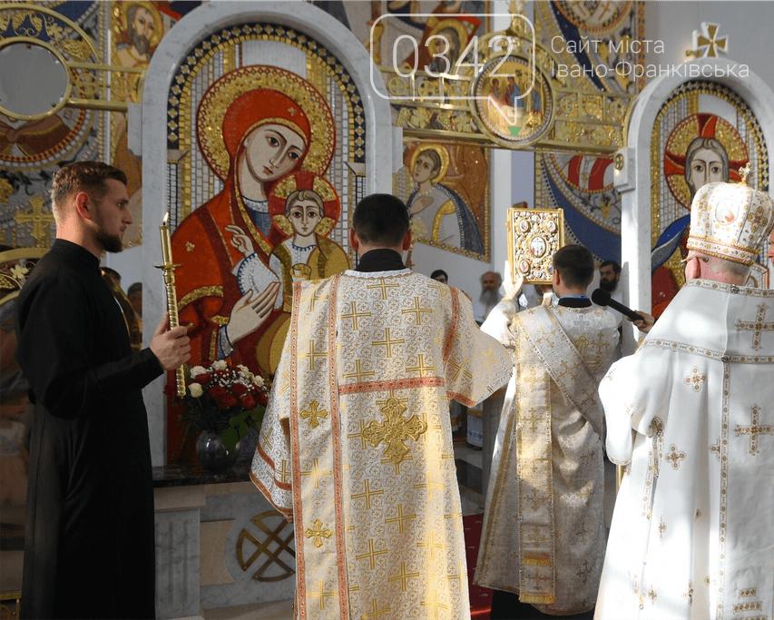 У франківський храм привезли мощі Святого Апостола Тадея (ФОТО), фото-9