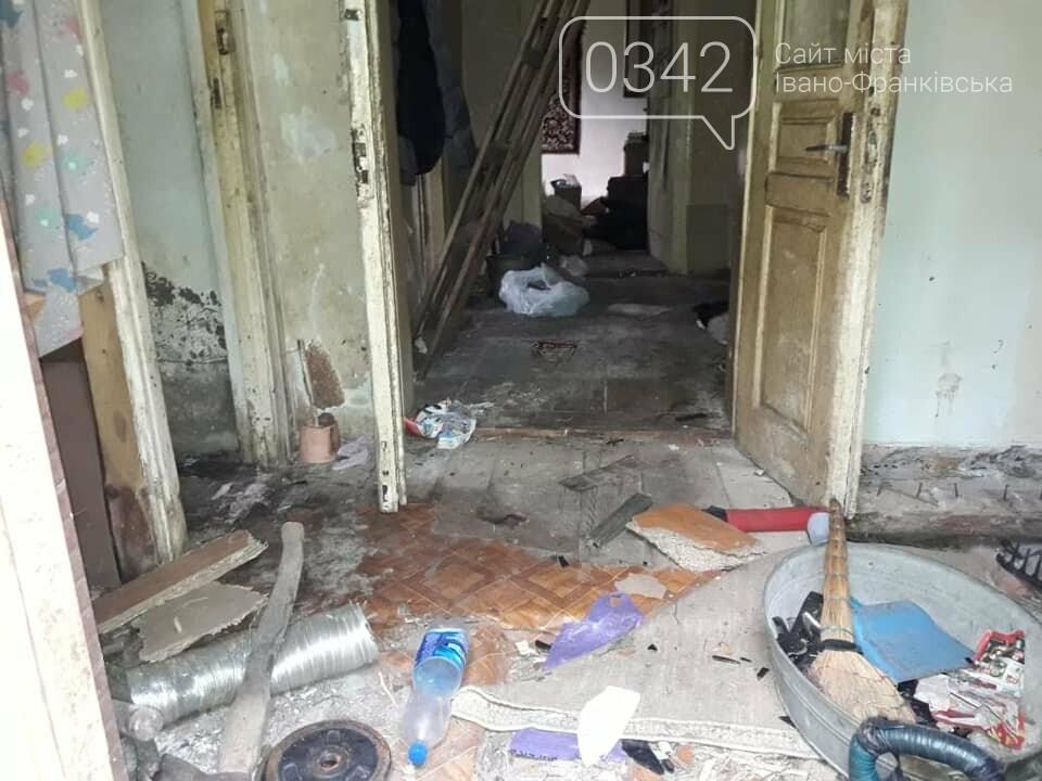 У Долині син вбив стареньку матір (ФОТО), фото-2