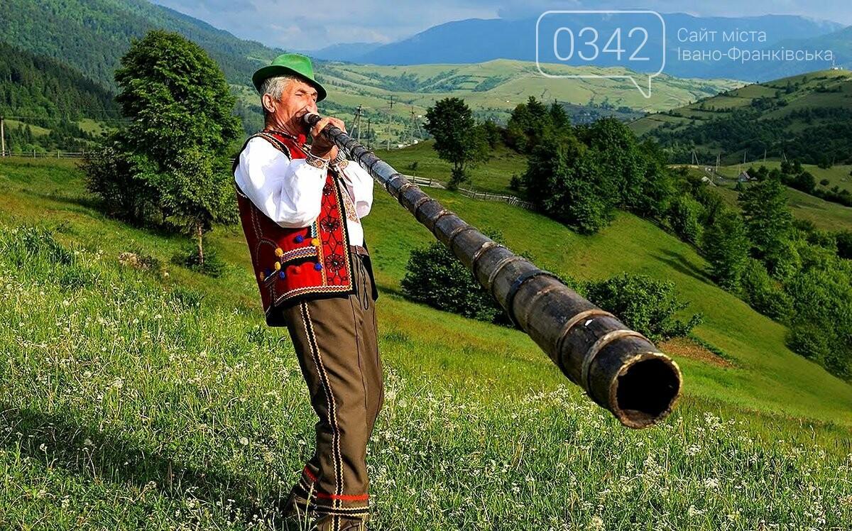 Гуцульска трембіта - душа українських гір та гордість України, фото-3