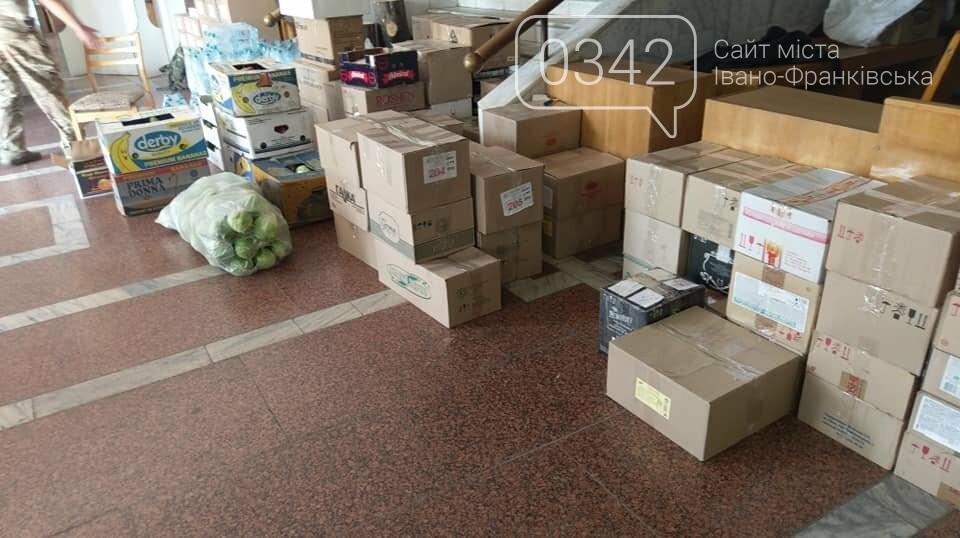 Прикарпатські волонтери повезли допомогу бійцям ООС (фото), фото-3