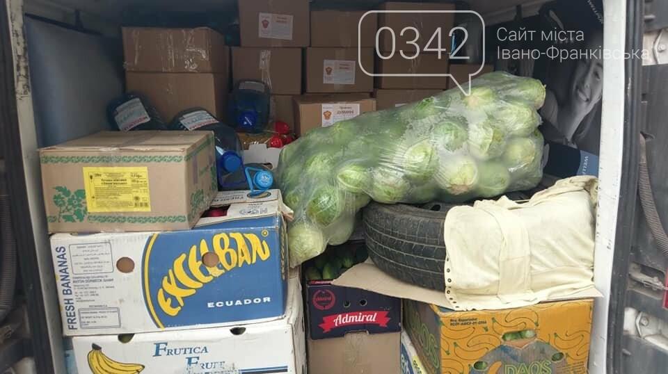 Прикарпатські волонтери повезли допомогу бійцям ООС (фото), фото-2