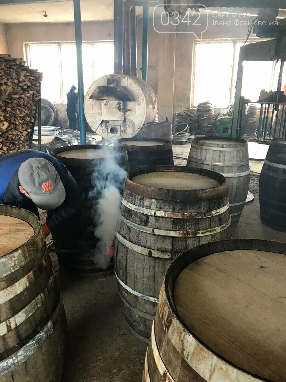 Елітні бочки для вина, коньяку та віскі. У Богородчанах працює унікальне бондарне виробництво. , фото-7