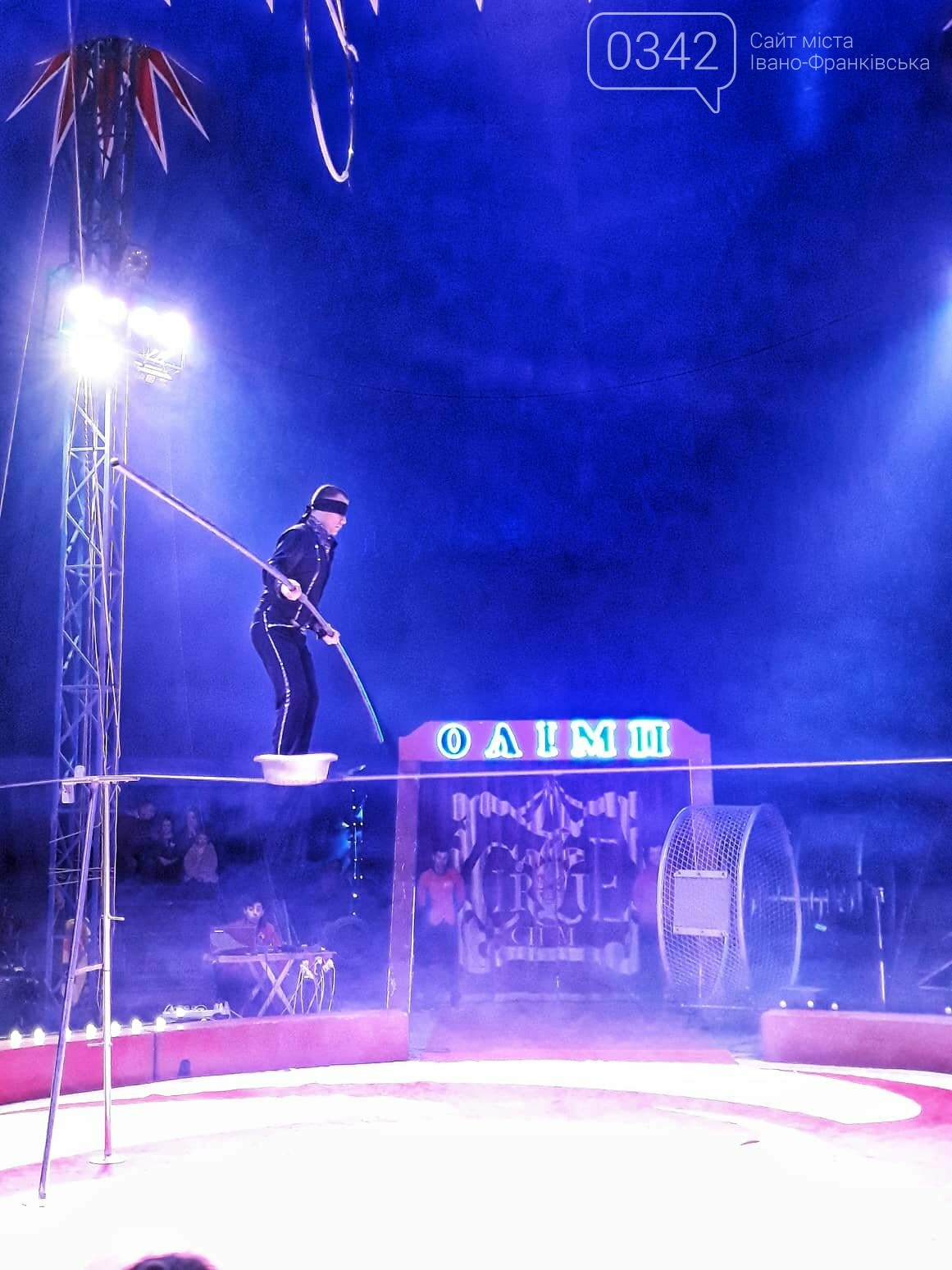 """До Франківська їде цирк """"ОЛІМП"""": незабутня програма, улюблені герої мультфільмів та кінострічок, фото-4"""