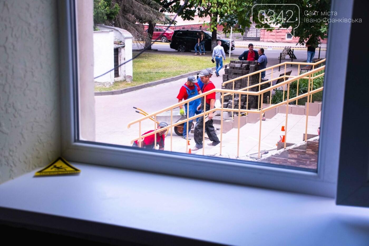 У Франківську розпочали ремонтувати міський пологовий будинок (фото), фото-7