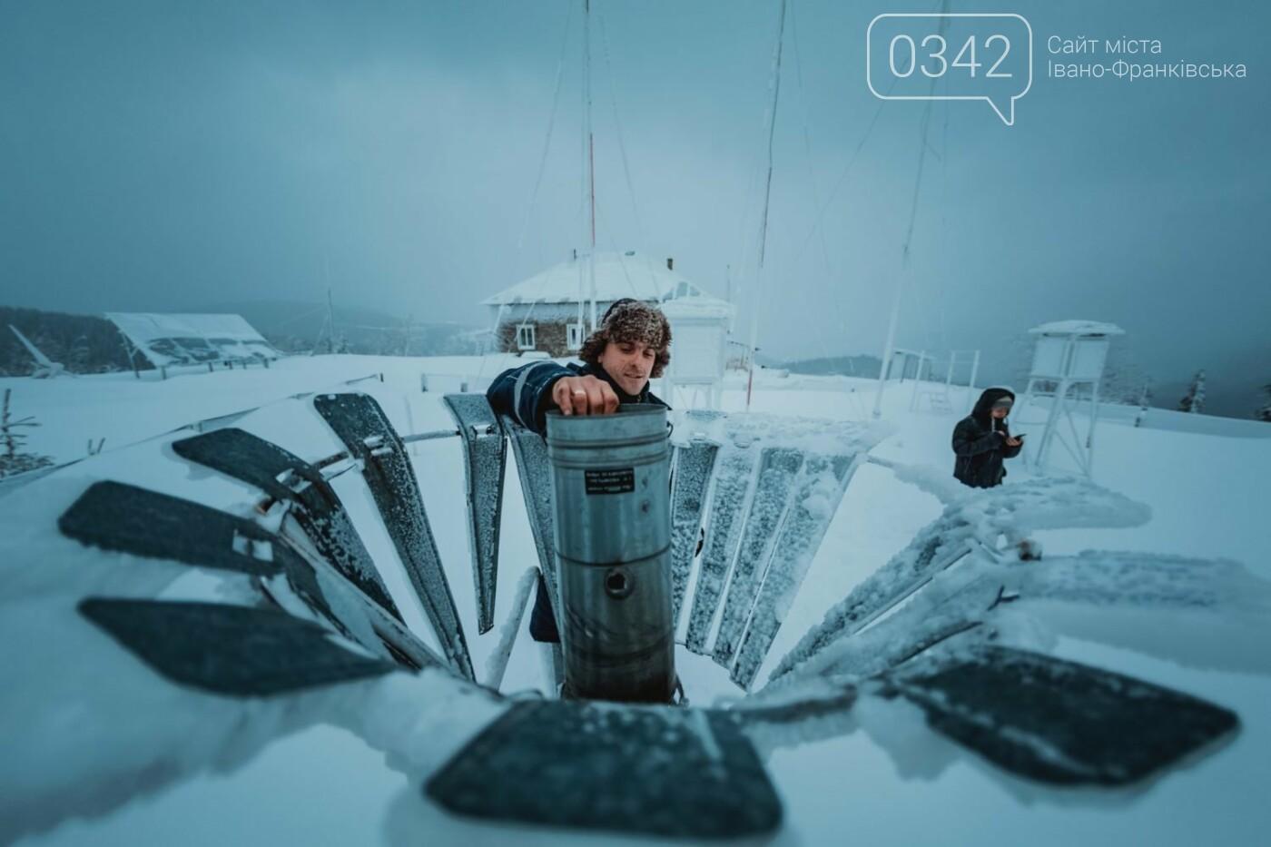 Як живуть карпатські метеорологи на найвищій метеостанції в Україні. ФОТОРЕПОРТАЖ, фото-6