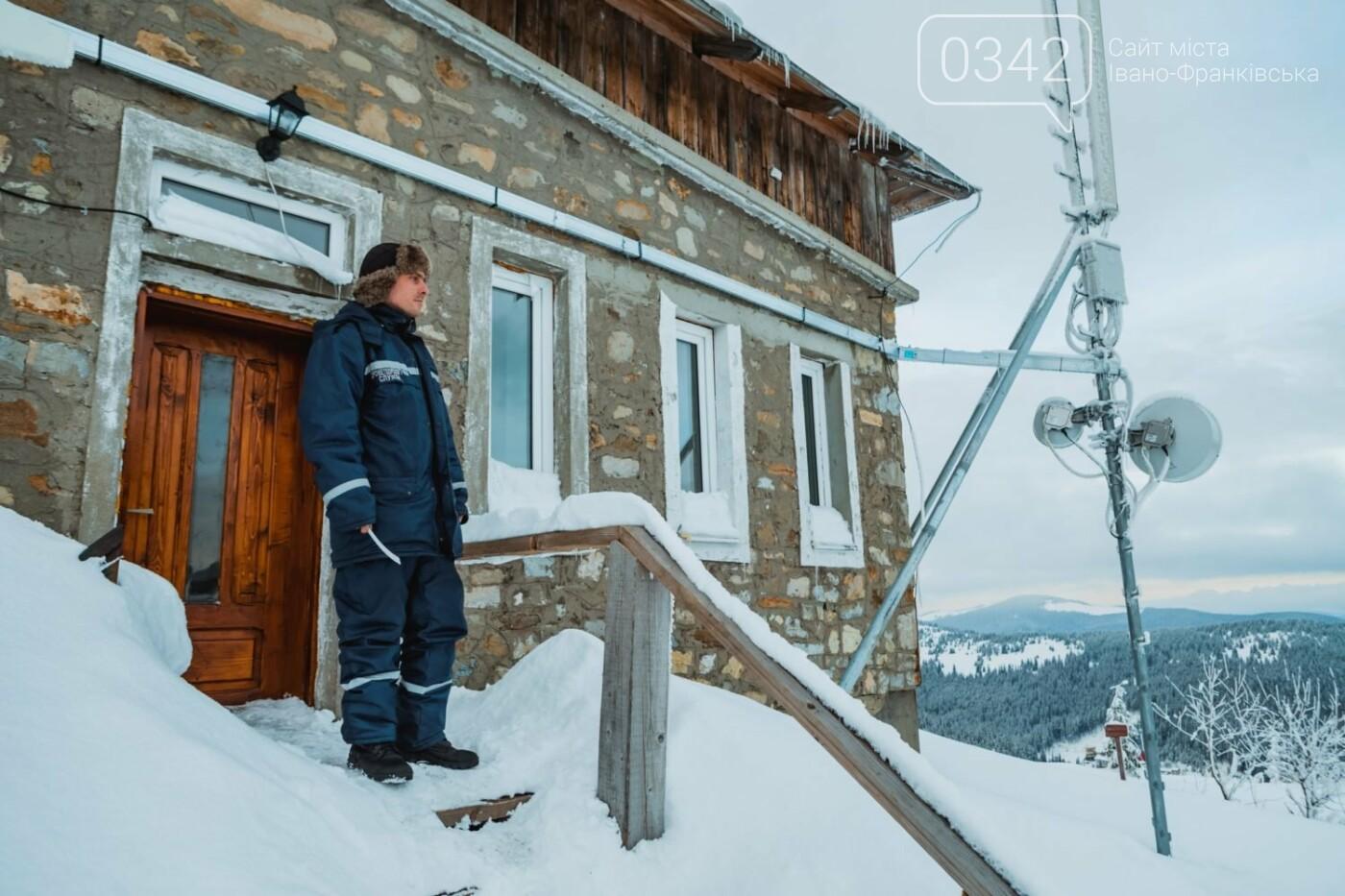 Як живуть карпатські метеорологи на найвищій метеостанції в Україні. ФОТОРЕПОРТАЖ, фото-8