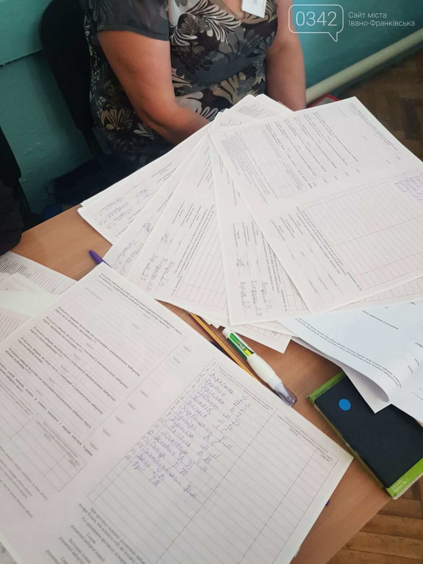 В Крихівцях зафіксували кримінальне провадження під час виборів, фото-1