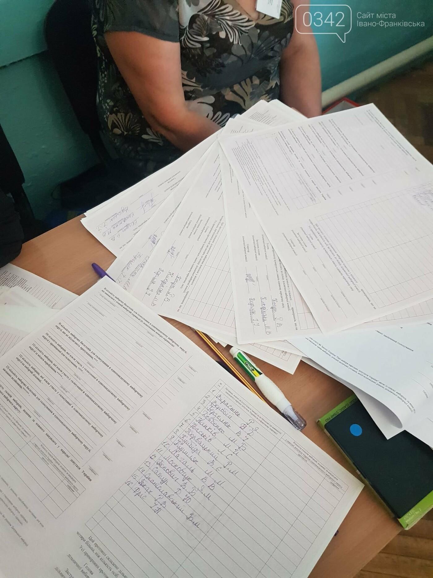В Крихівцях зафіксували кримінальне провадження під час виборів, фото-3