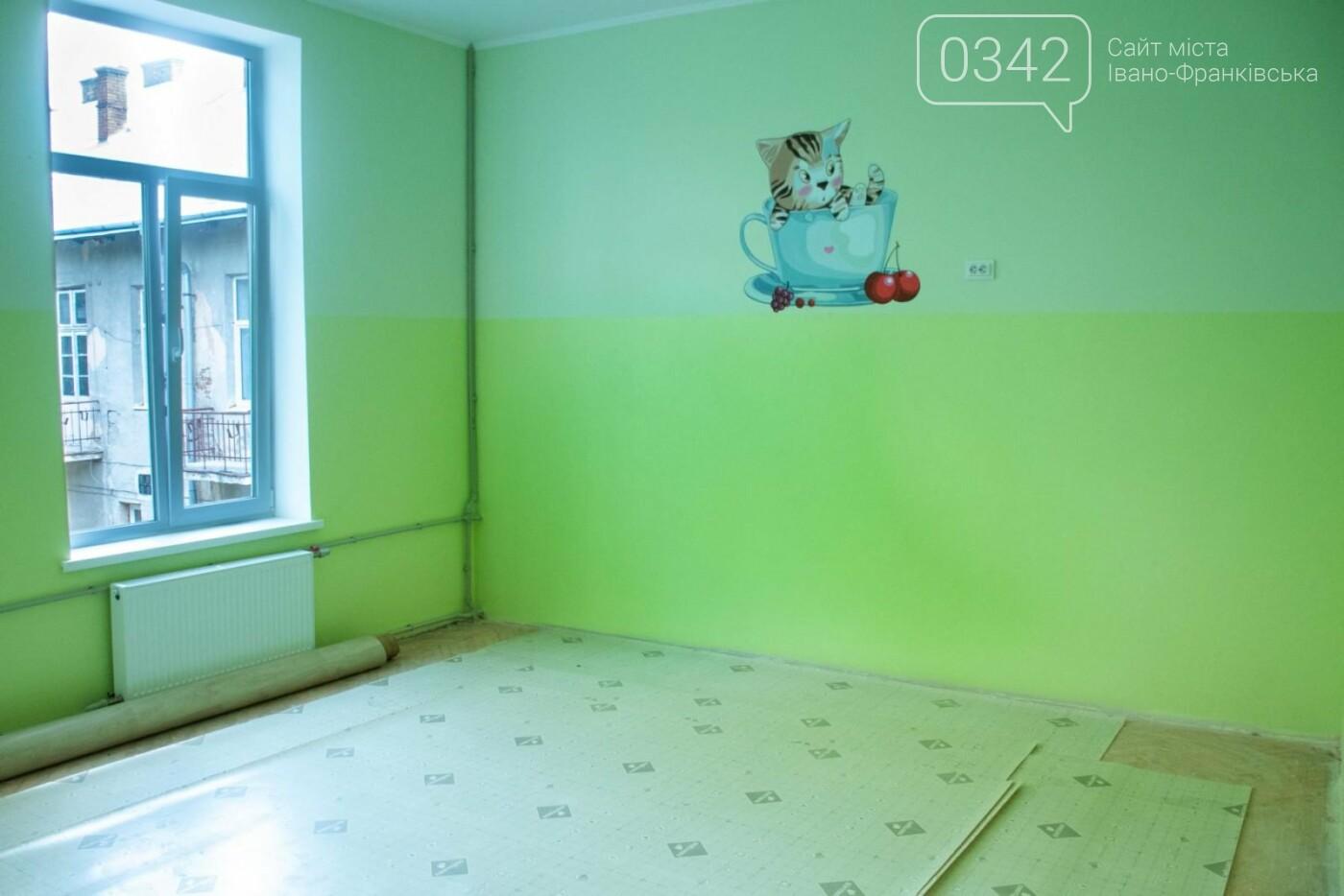 У Франківській дитячій лікарні проводять капітальий ремонт у інфекційному відділенні (фото), фото-3