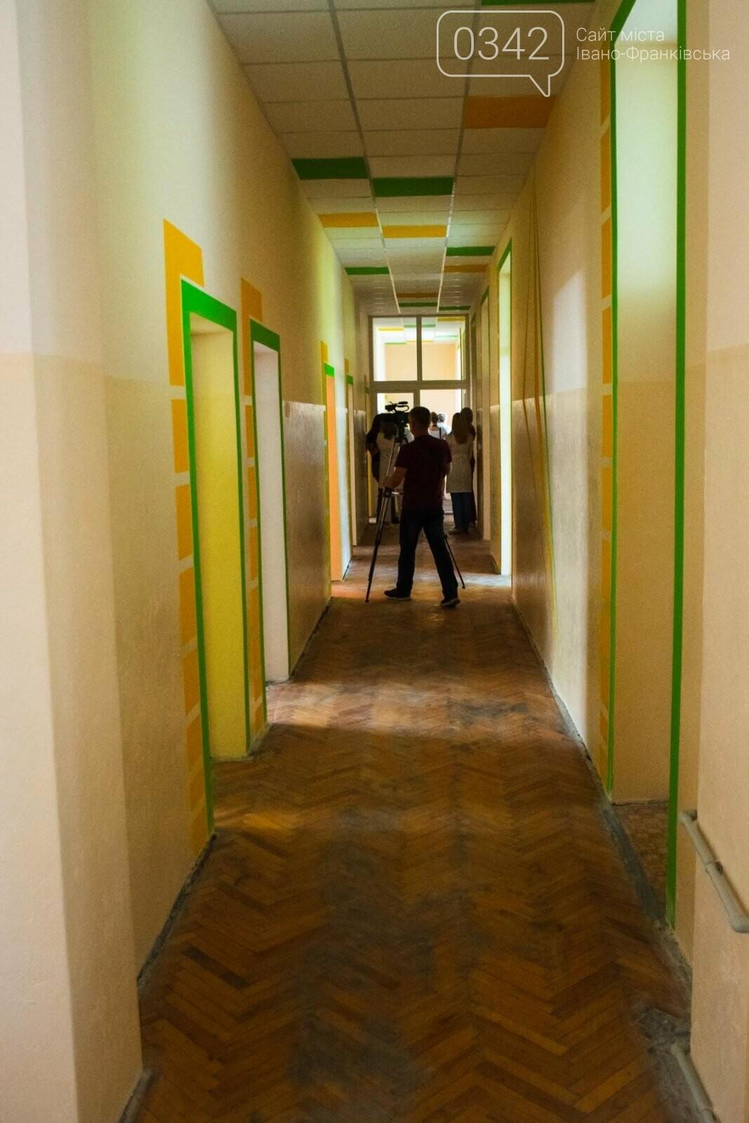 У Франківській дитячій лікарні проводять капітальий ремонт у інфекційному відділенні (фото), фото-2