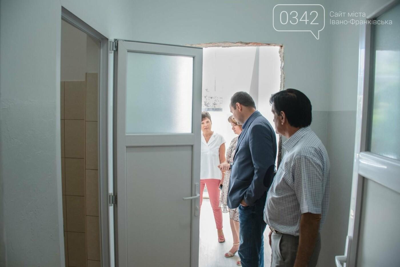 У Франківській дитячій лікарні проводять капітальий ремонт у інфекційному відділенні (фото), фото-1