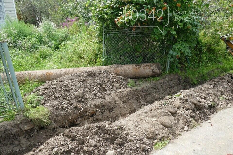 В Брошнів-Осаді прокопують водостічні канави, щоб уникнути підтоплень (фото), фото-2
