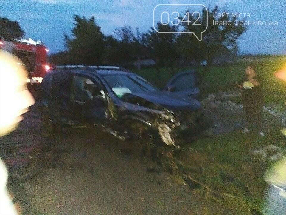 У ДТП на Прикарпатті постраждали 4 людей, фото-2
