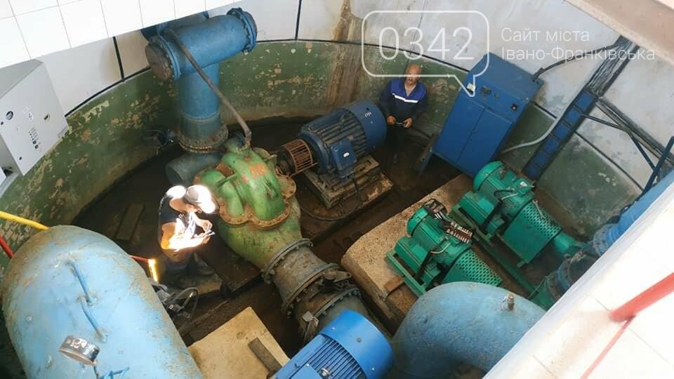 Івано-Франківськ без води: комунальники показали, як очищають резервуари (фото, відео), фото-2