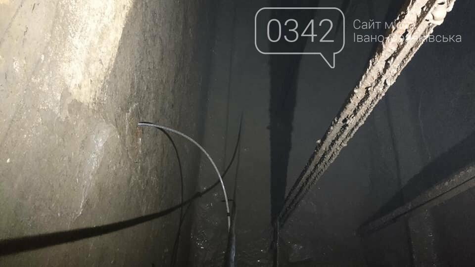 Івано-Франківськ без води: комунальники показали, як очищають резервуари (фото, відео), фото-4