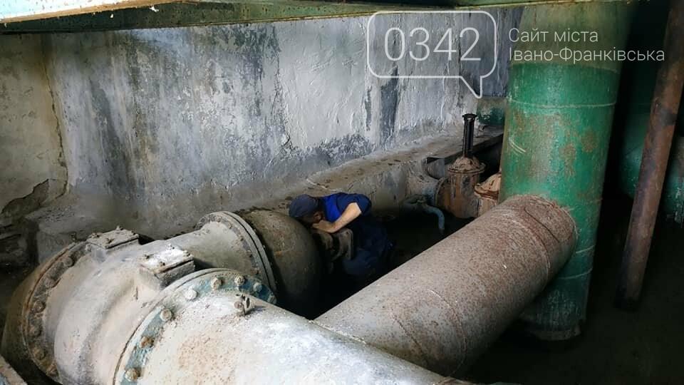 Івано-Франківськ без води: комунальники показали, як очищають резервуари (фото, відео), фото-5