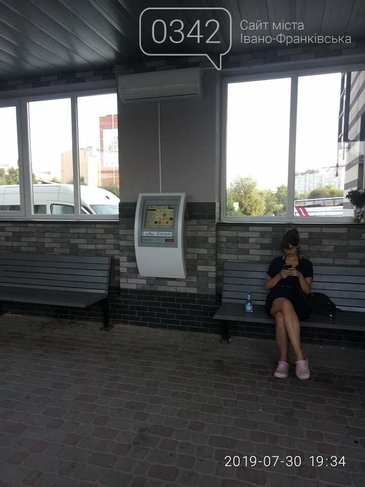 У Івано-Франківську встановили першу приватну зупинку громадського транспорту (фото), фото-4
