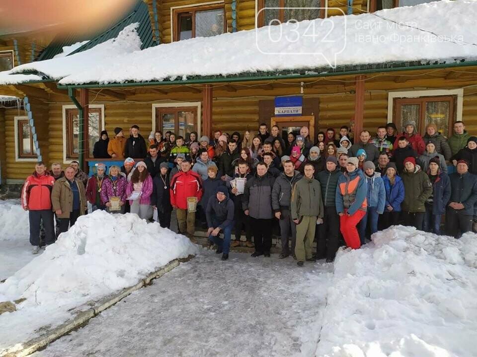 Обласні змагання з лижного туризму серед учнівської молоді відбулися в селі Яблуниця (фото), фото-1
