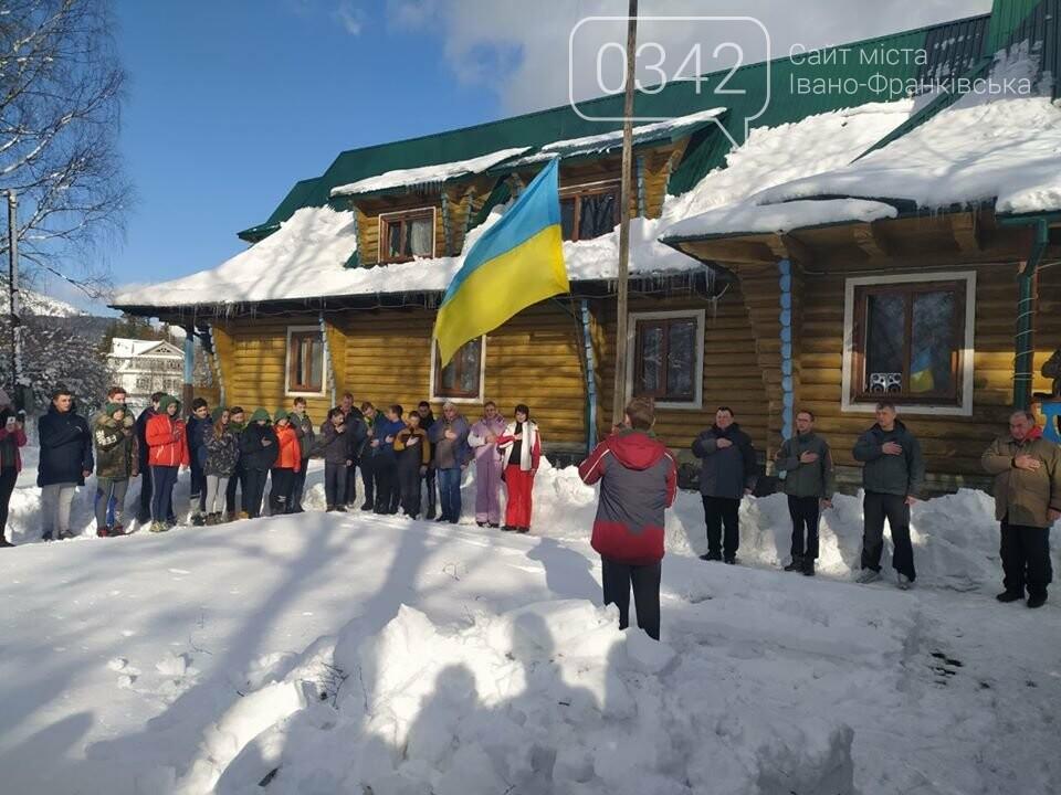 Обласні змагання з лижного туризму серед учнівської молоді відбулися в селі Яблуниця (фото), фото-2