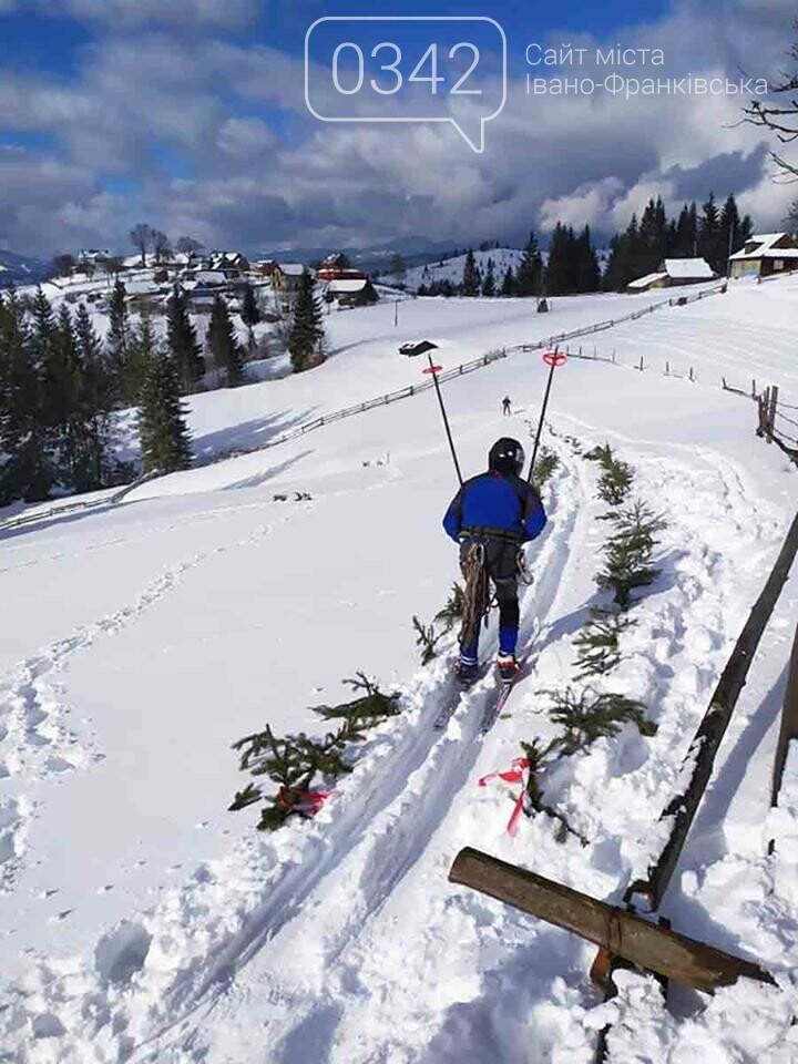 Обласні змагання з лижного туризму серед учнівської молоді відбулися в селі Яблуниця (фото), фото-5