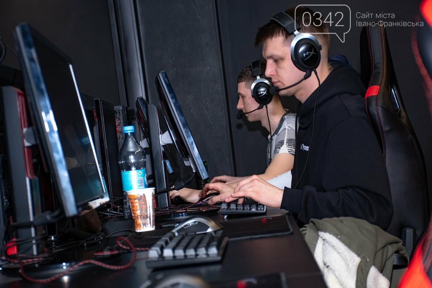 У Франківську відкрився найбільший кіберспортивний простір (ФОТО), фото-3