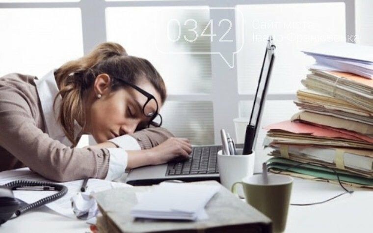 Синдром хронічної втоми. Як правильно розпізнати?, фото-1