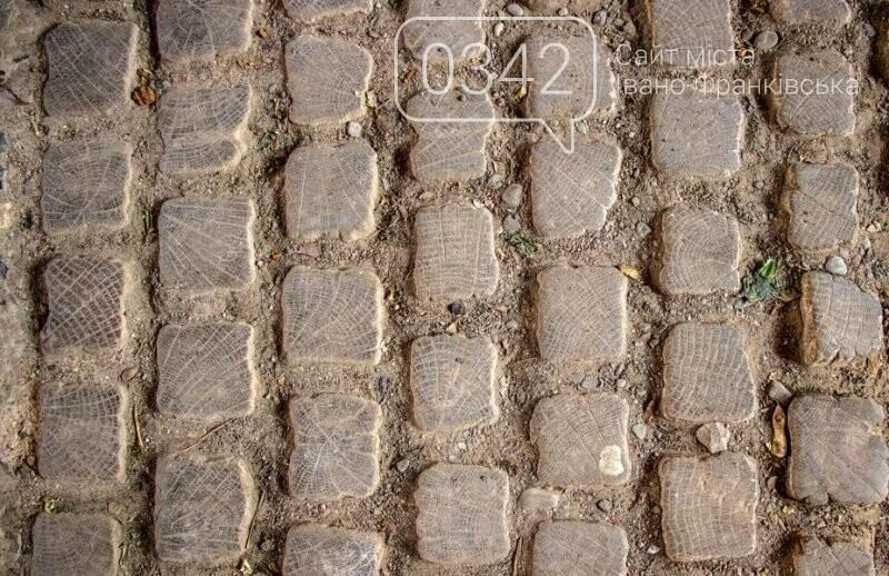 У Франківську виявили старовинну дерев'яну бруківку (ФОТО), фото-2