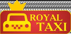 Логотип - Таксі, Royal Тaxi - Callback 959 з мобільного, 1551 зі стаціонарного