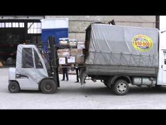Логотип - Вантажне таксі 500-500, Івано-франківськ