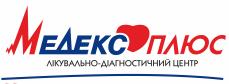 Логотип - Лікувально-діагностичний центр «Медекс Плюс», Івано-Франківськ