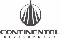 Логотип - Будівельна компанія Continental Development, Івано-Франківськ