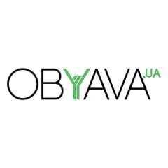 Логотип - Дошка оголошень Івано-Франківська - OBYAVA.ua