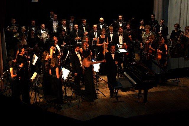 Симфонічний оркестр, фото-1